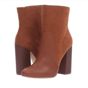 Congac heeled ankle bootie - 7